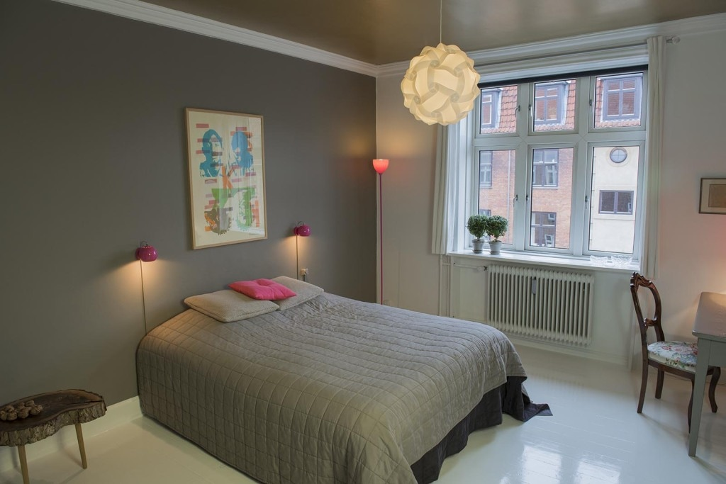 Light and cosy room - space for two