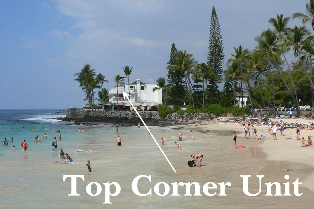 Ocean Front condo on the beach!