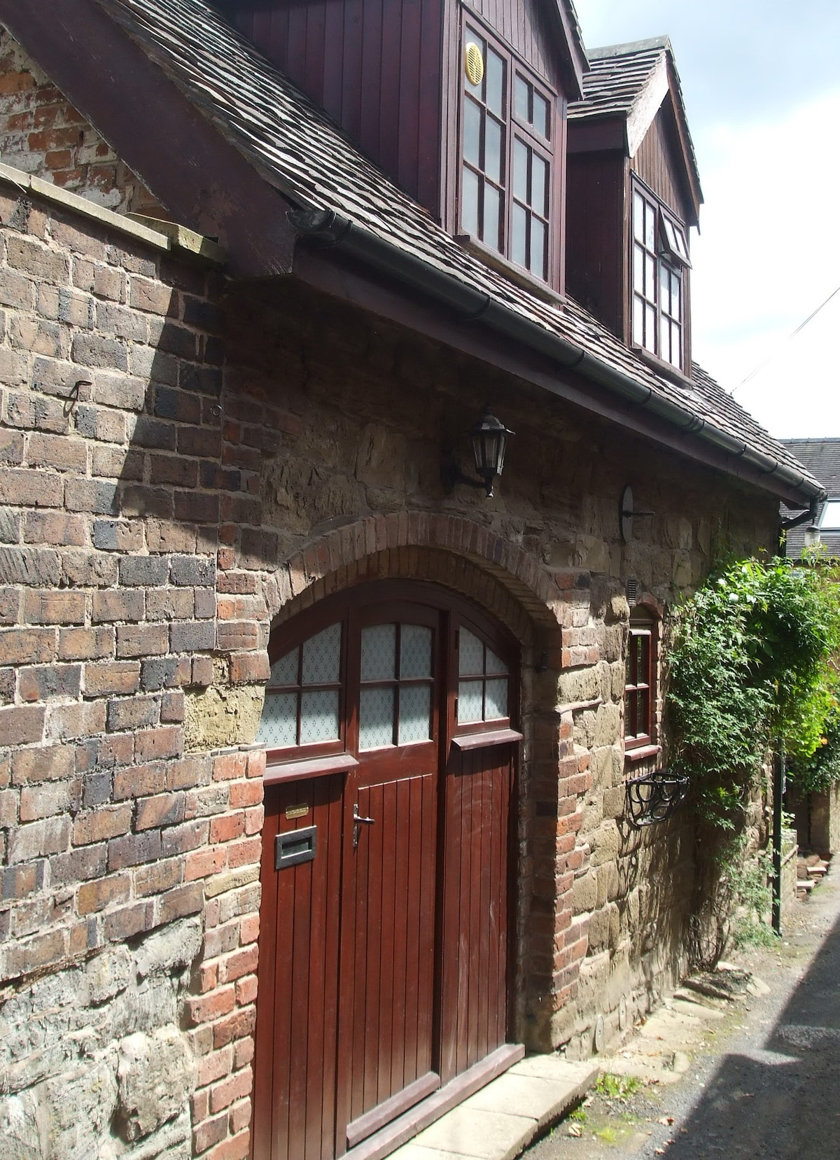 The Coach House in Barn Lane