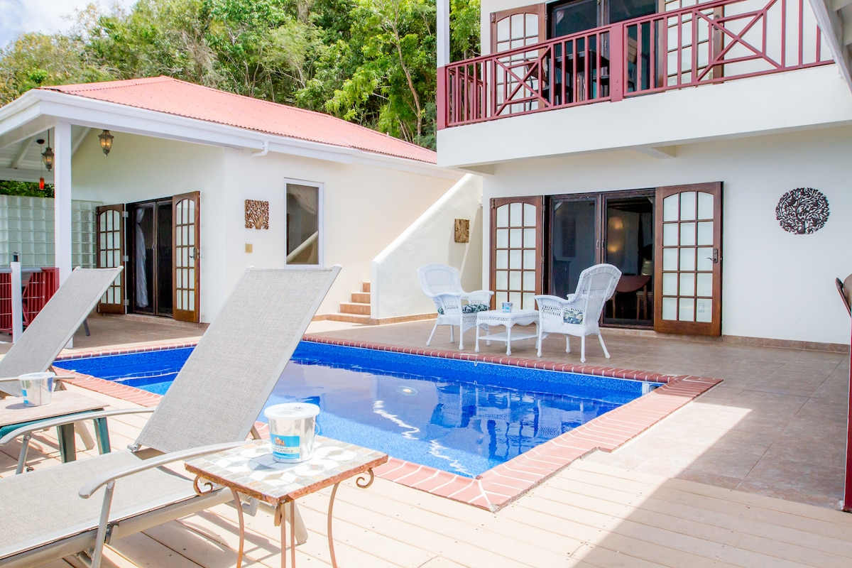 Belmont, Pool Suite, Tortola, BVI