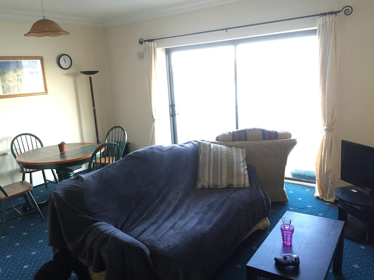 Single bedroom, City Centre