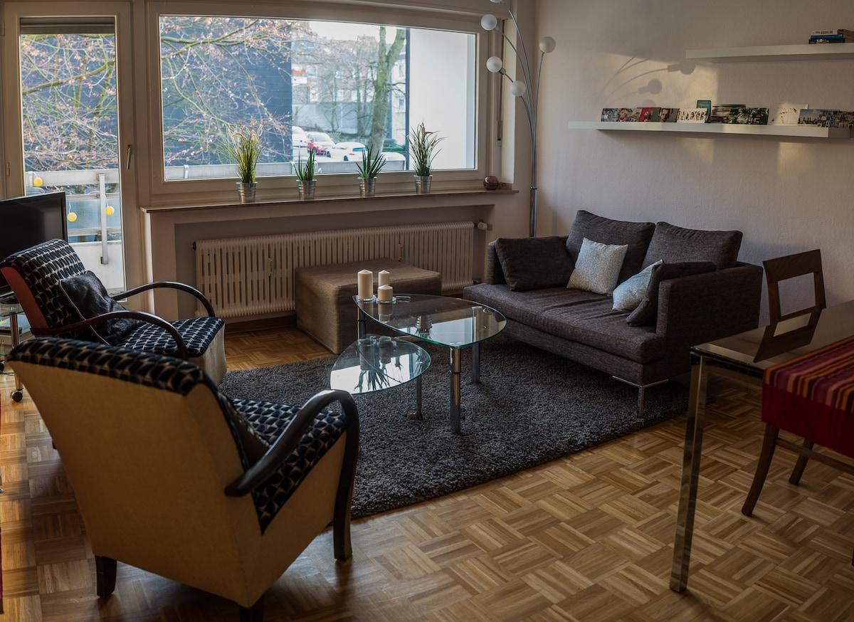 Retro-style Apartment