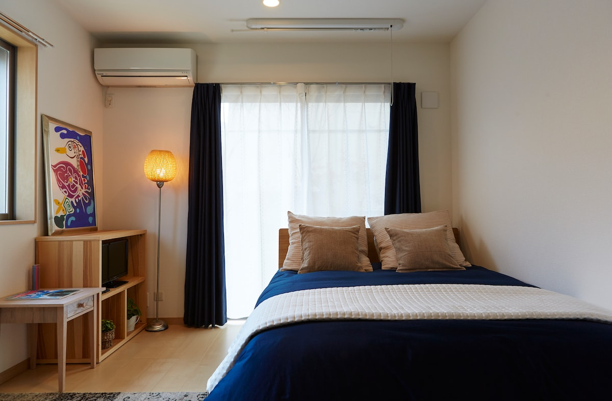 Kamakura beach 2min★1bedroom★NEW