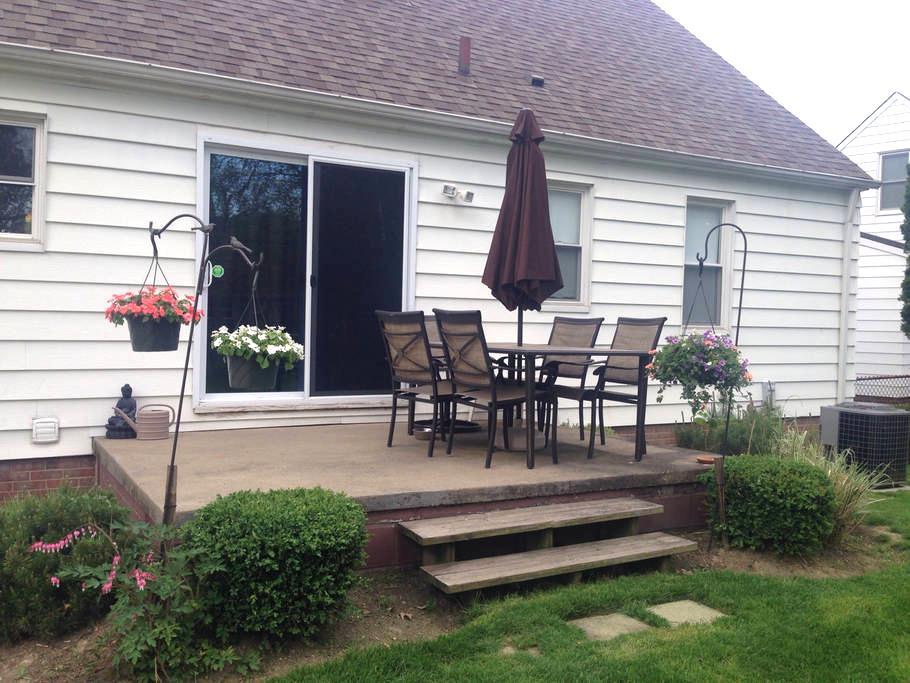 Clean, Comfortable,  & Convenient! - Lyndhurst - Dom