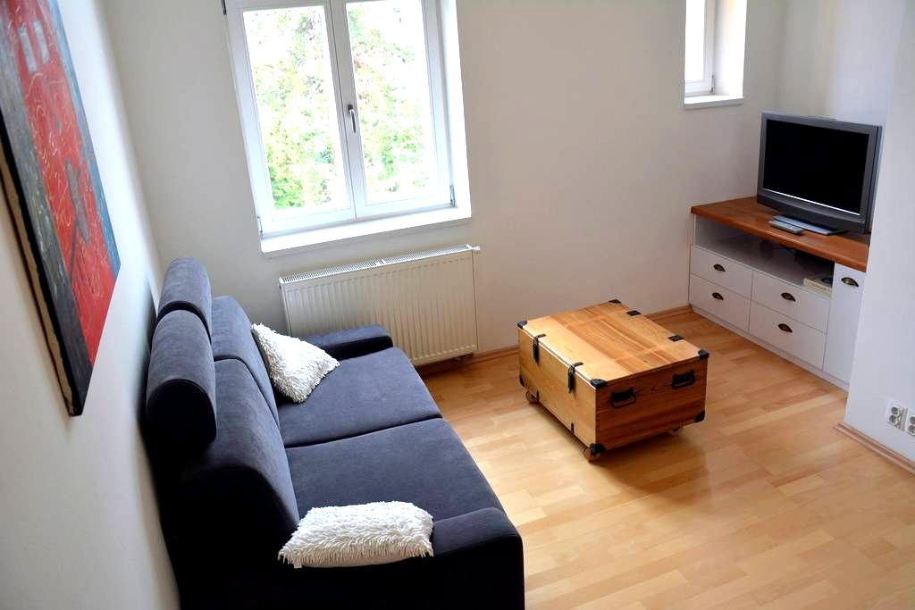 Jan's place - cozy 2-room apt. near the centre - Praag - Appartement