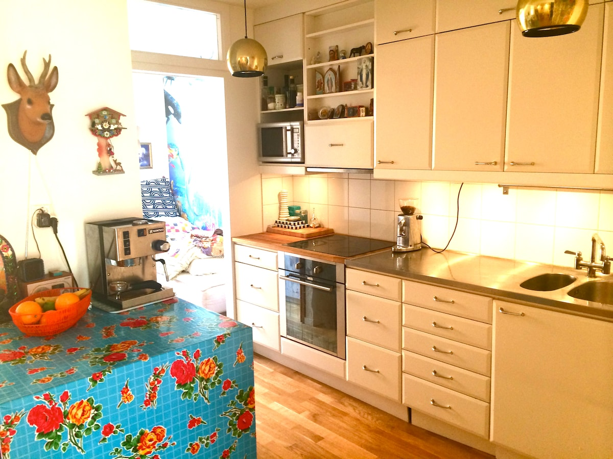 Badrum Comfort Södermannagatan : Charmig a nära nytorgets puls apartments for rent in stockholm