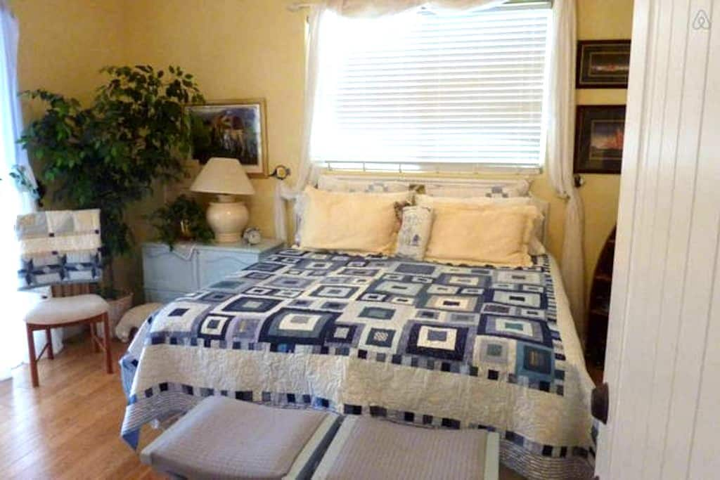 King Bedroom Apartment - St. George - Appartement