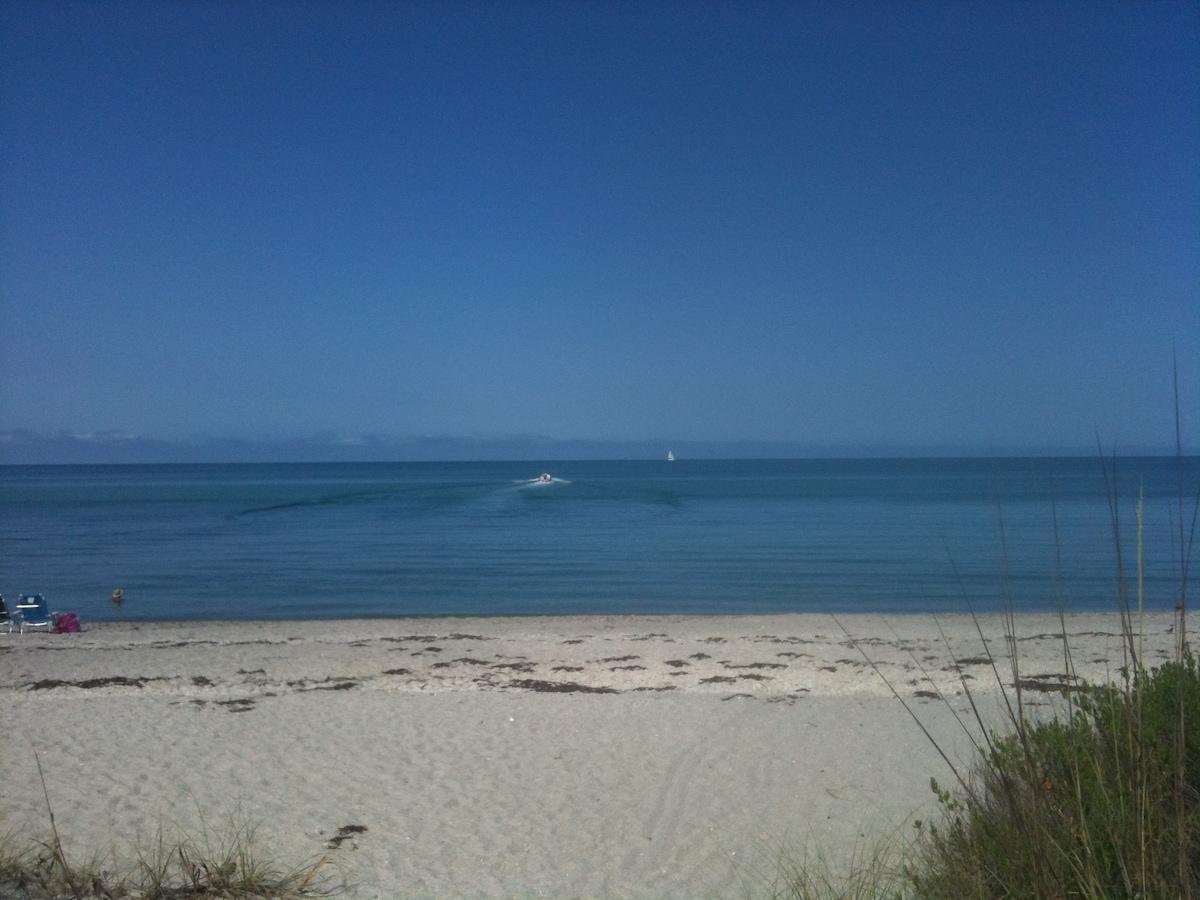 Beach House with Dolphins