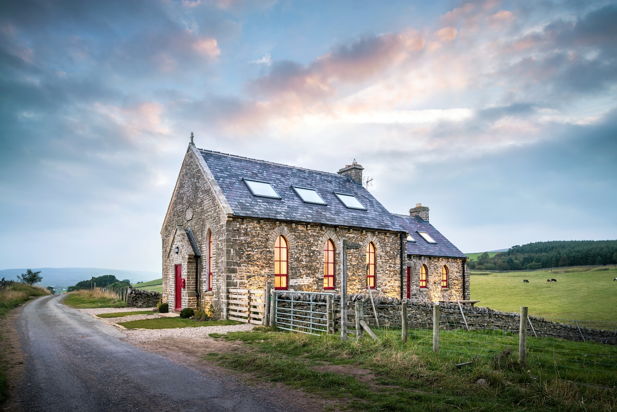 NEW !  Chapel on the Hill