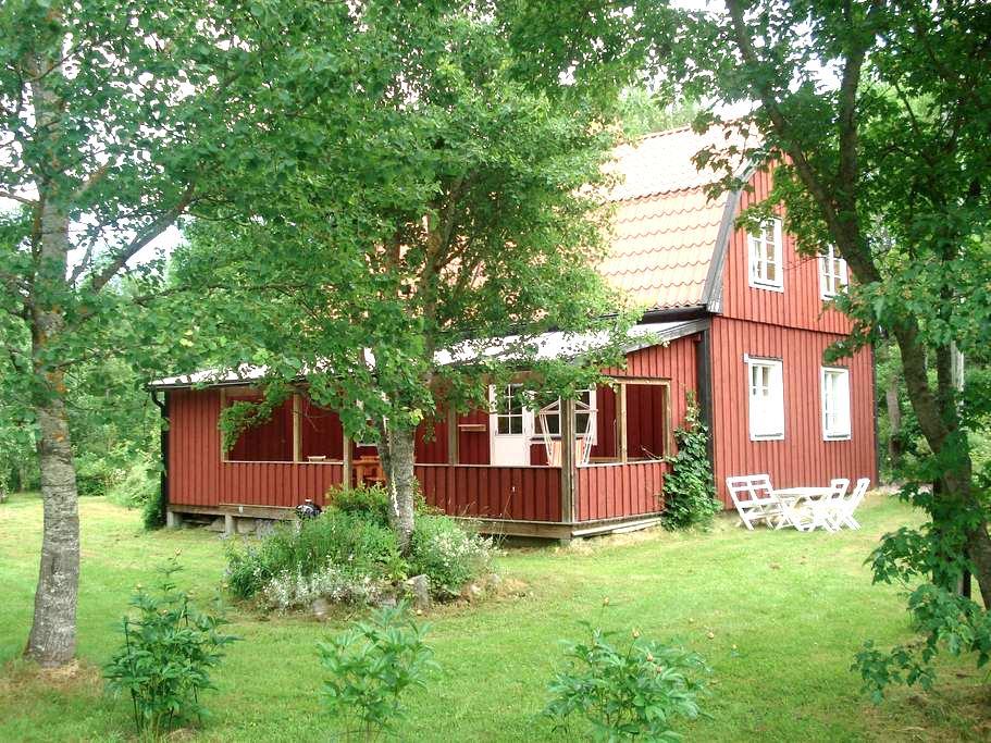 Comfortable house near sea & hiking - Väddö