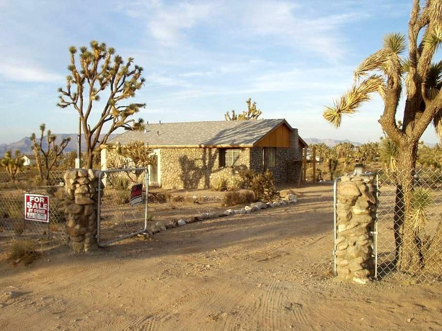 Custom Home in Dolan Springs - Dolan Springs - Casa