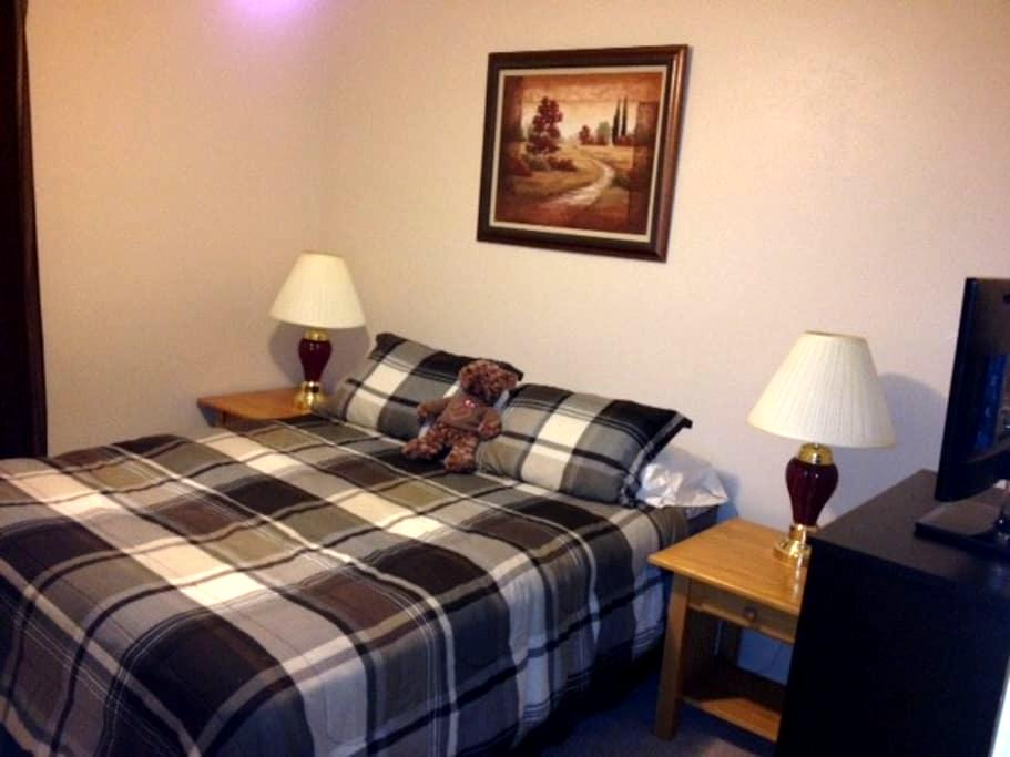 Like Home Clean & Comfortable - Fort Worth - Casa