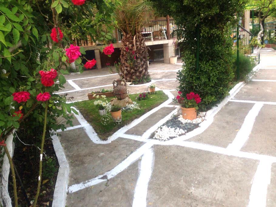 A great garden home @N.Michaniona . - Nea Michaniona