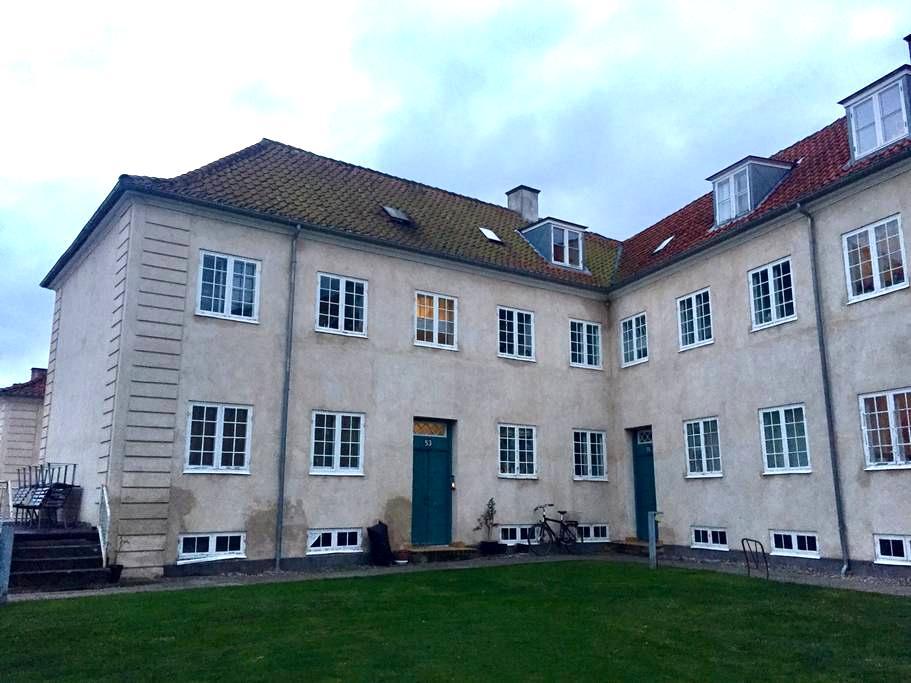 Apartment in Elsinor/Helsingør - Helsingør - Apartemen