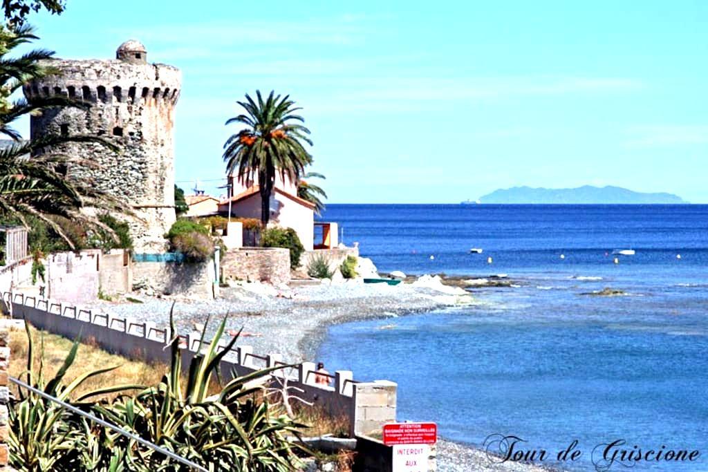 Jolie maison Cap Corse - Santa-Maria-di-Lota