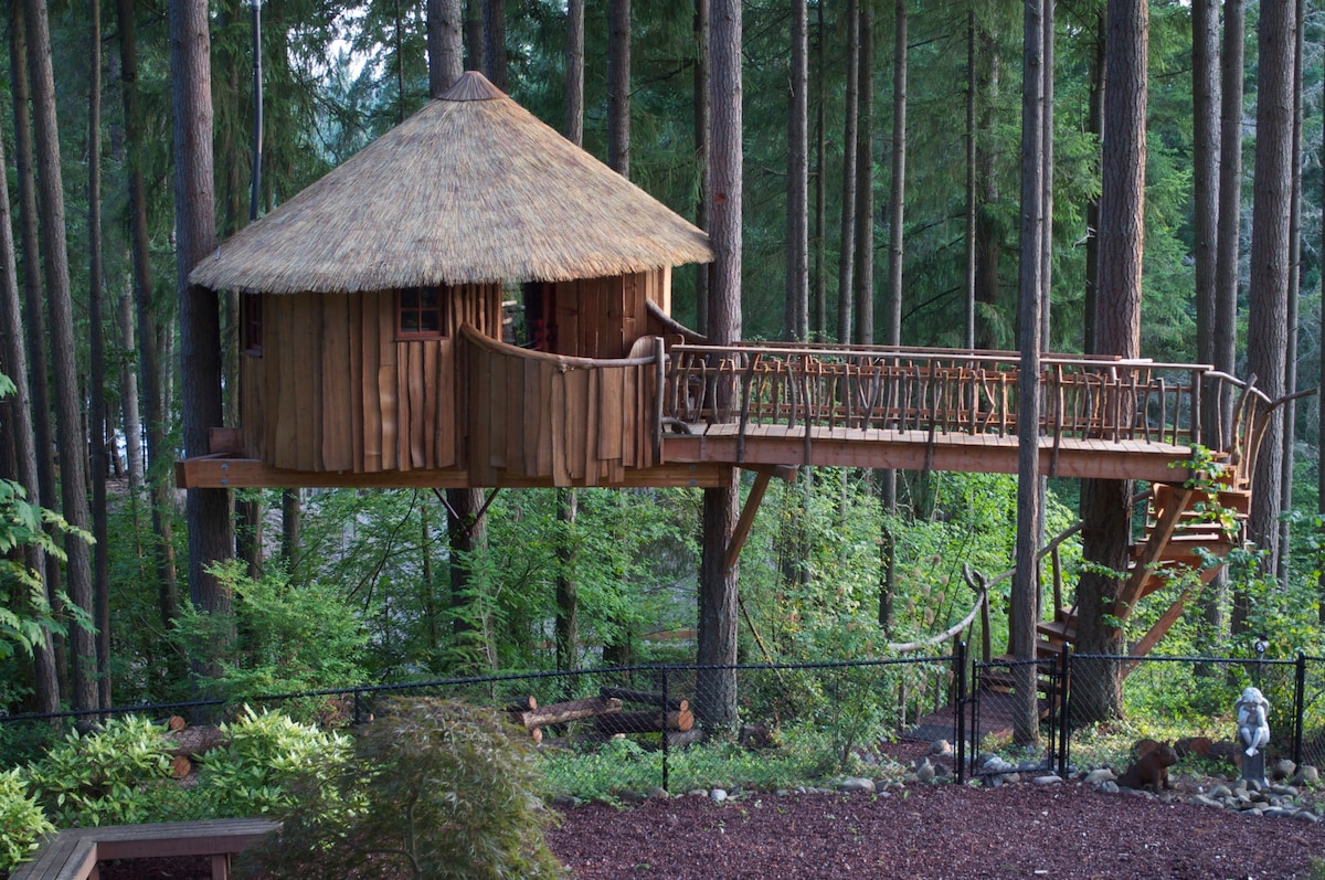 africa in auburn treehouses for rent in auburn washington united states