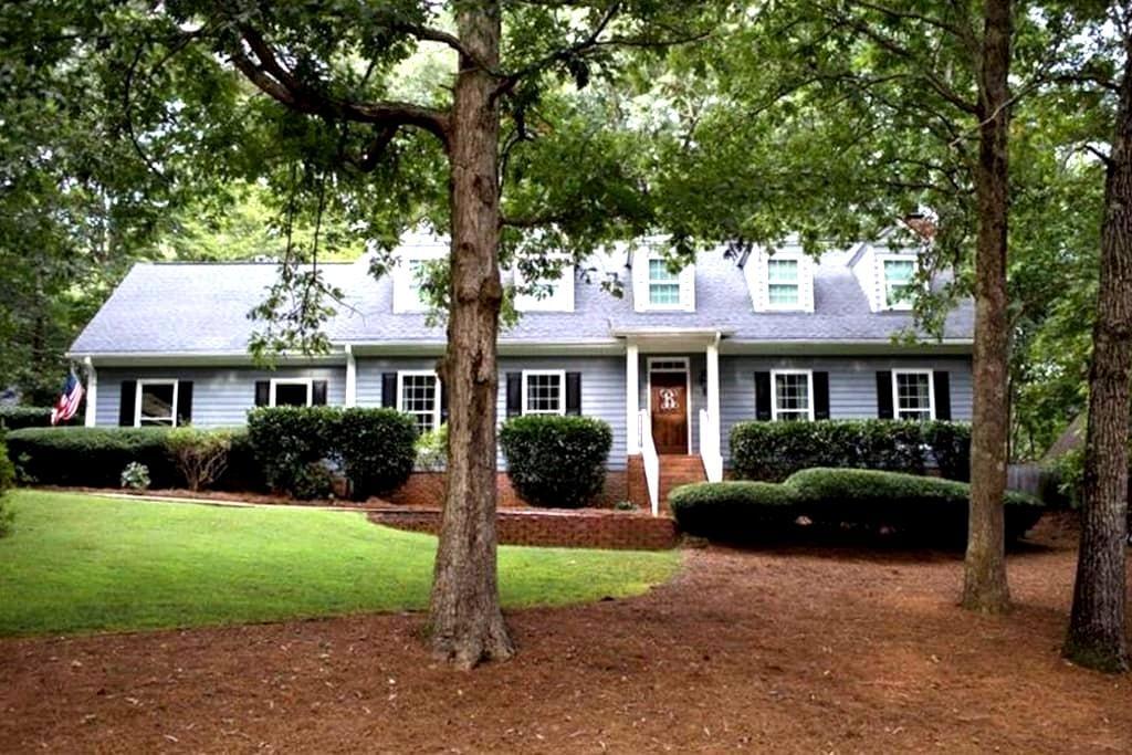 Private Guest Room w/ Adjoining Bonus Room - Gainesville - Ház