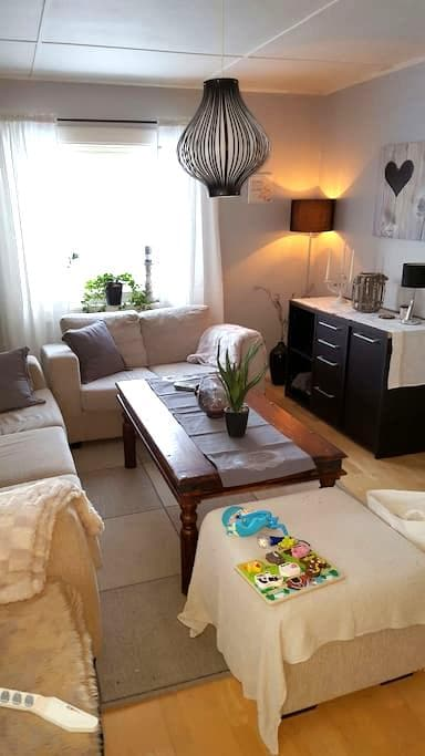 Near city and sea with parking - Vestfold, NO - Apartemen