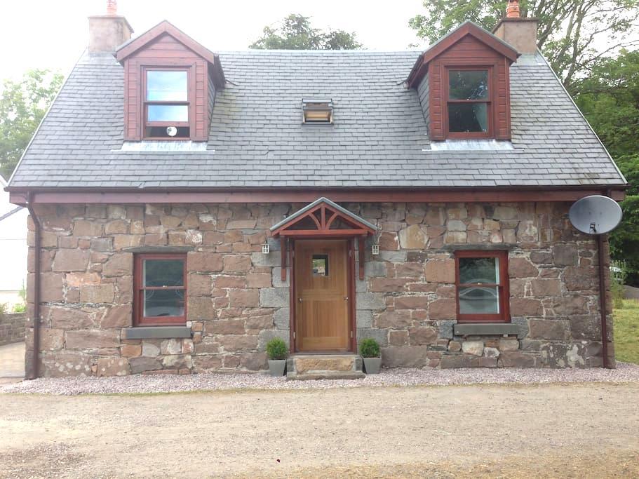 Tigh an Raat  lochside cottage - Inveraray  - Ev