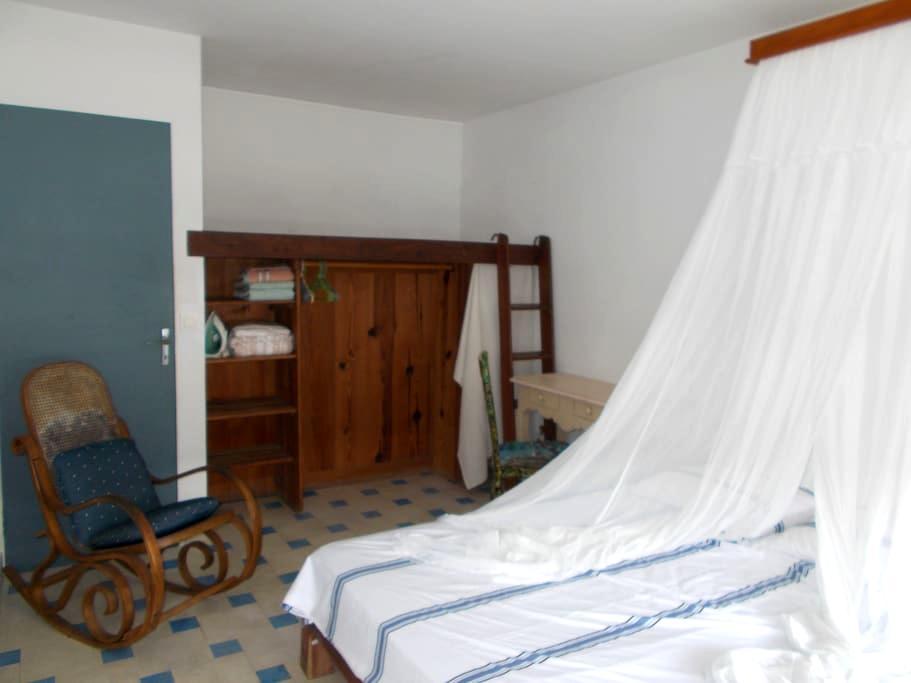 Chambre en centre ville - Pointe-a-Pitre - Apartment