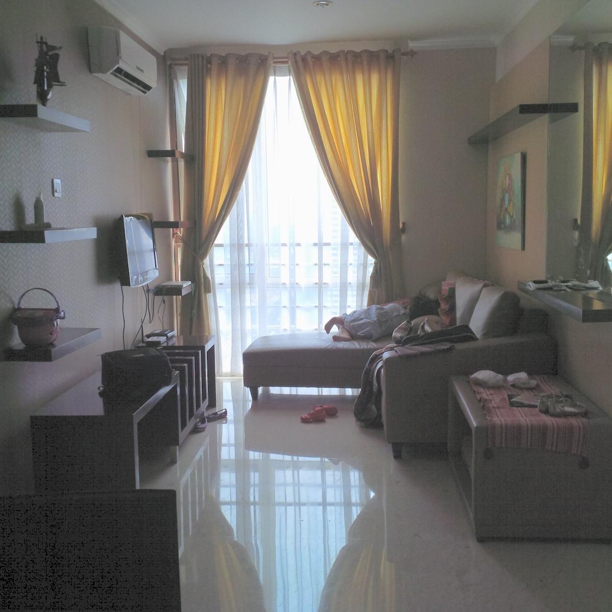FX Residence Apartemen Jakarta