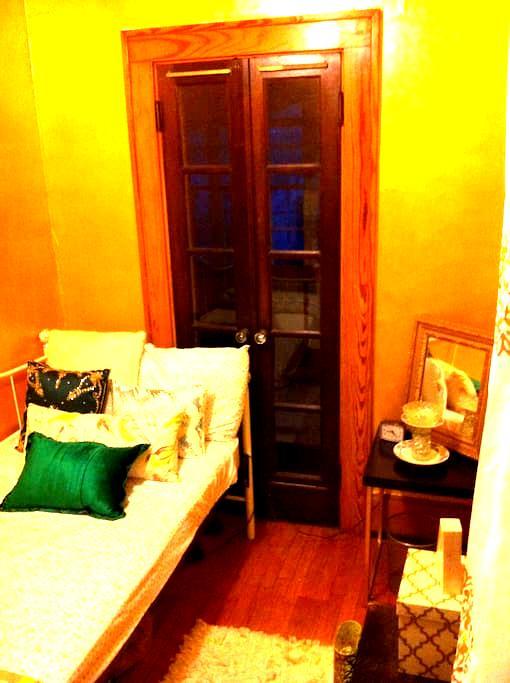 Cute bedrooms in craftman house - Dubuque - 独立屋