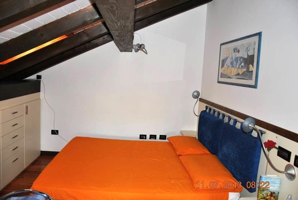 Graziosa mansarda con bagno privato - Pedavena - Bed & Breakfast