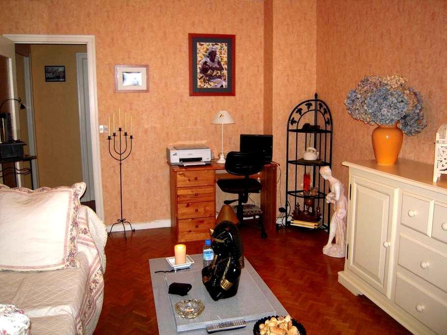 Appartement donnant sur parc arboré - Limoges - Apartment