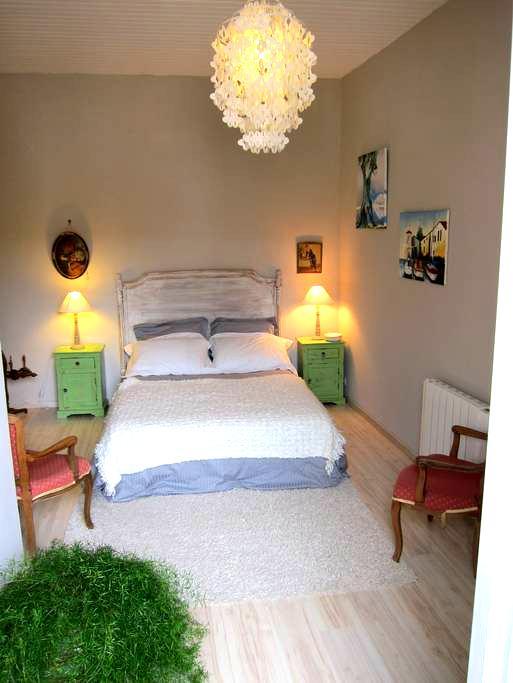 belle maison de village - Pomérols