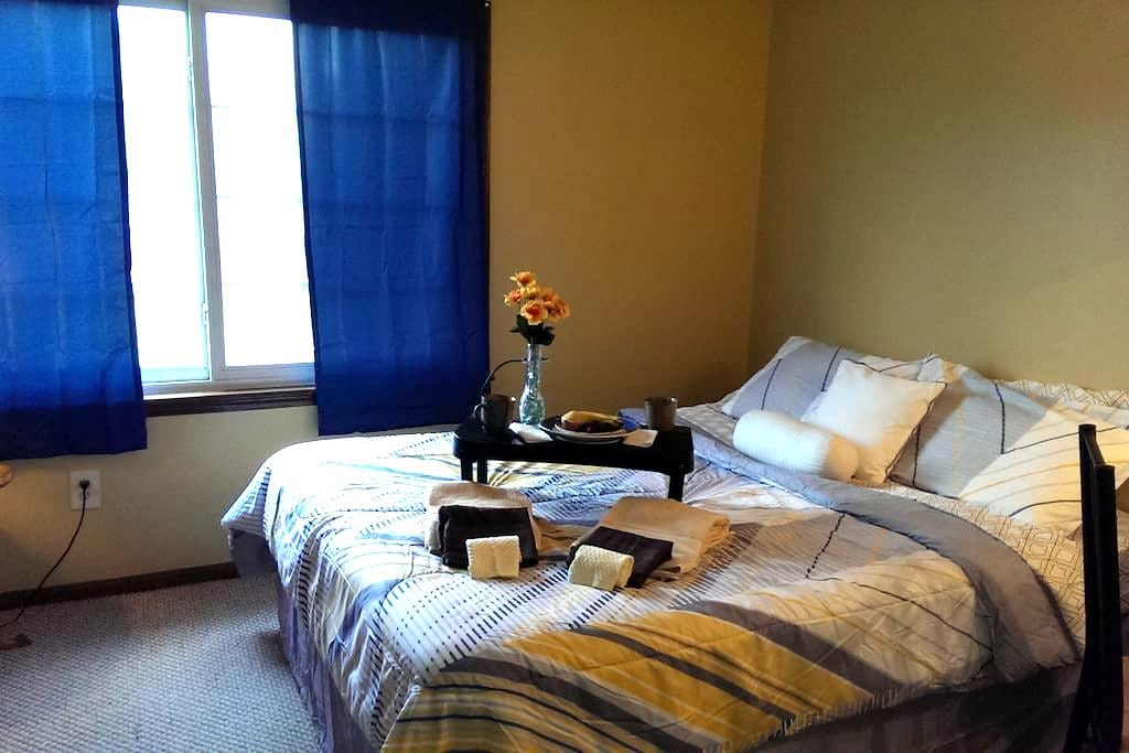 Quaint, little room in our home! - Norton - Ház