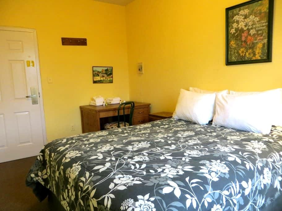 Queen Room at the CB Hostel! - Crested Butte - Apartment
