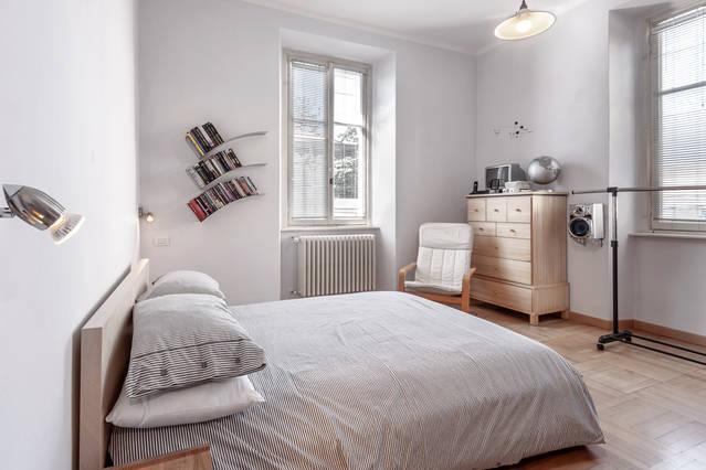 Double bedroom in Como town