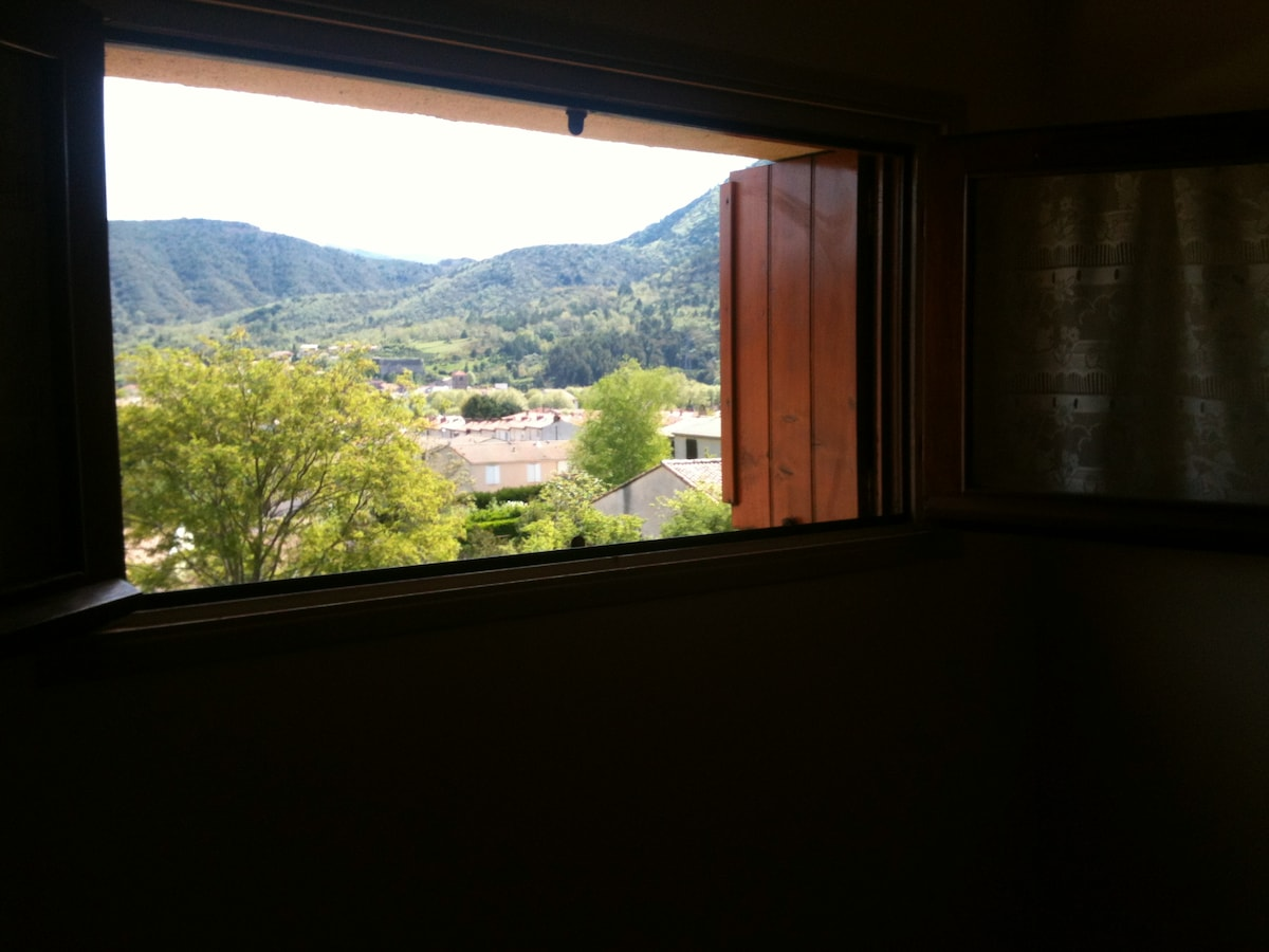 Apartment with Quillan Views