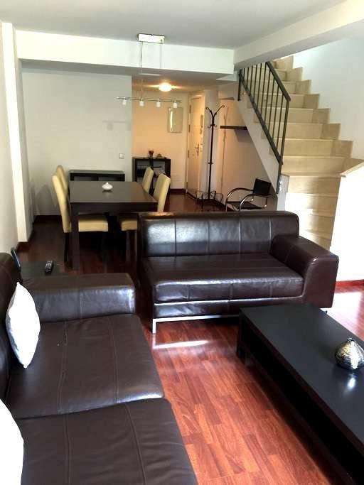 Precioso Duplex en Chiloeches! - Chiloeches - 公寓