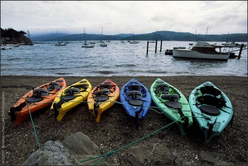 Blue Waters Kayak - 5 minutes from the house.