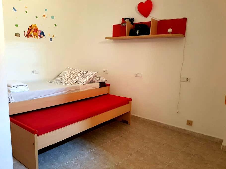 Habitación grande para 2 personas - Santanyí - Lägenhet