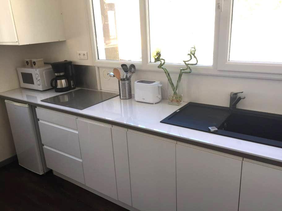 Le cocon d'Elorac, studio cosy en hypercentre - Épernay - Lägenhet
