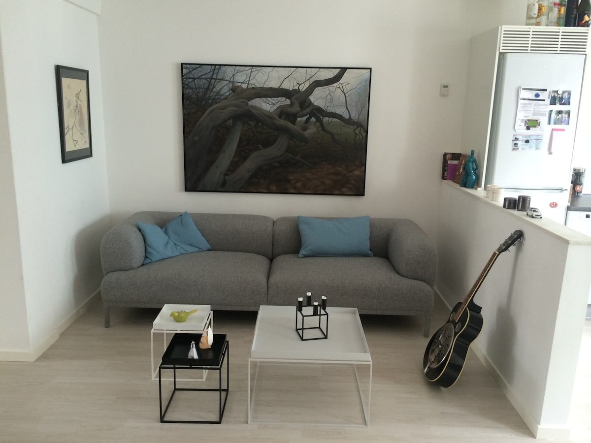 Nice and supercentral 2 bedroom