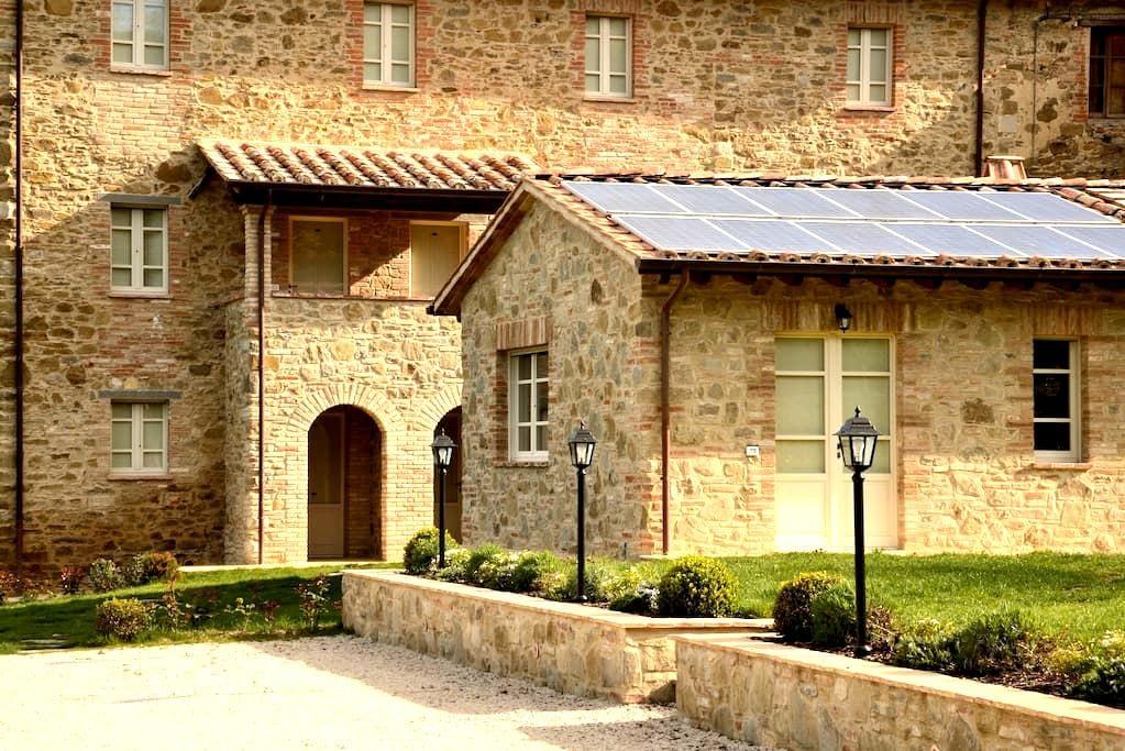 Camere Il Poderone - San Feliciano, Magione