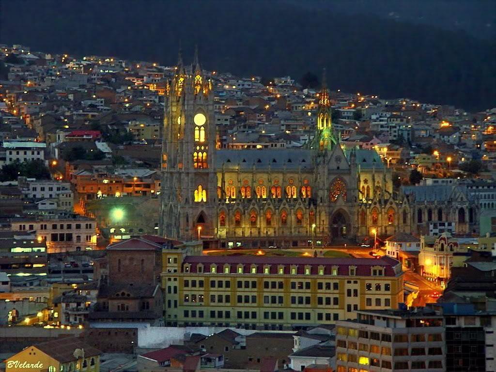 Department Quito historical center