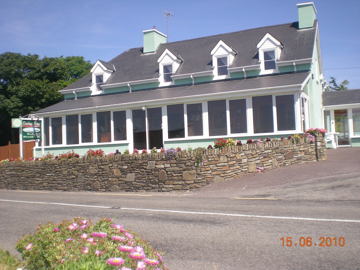 coulaghbay House.Room with sea view