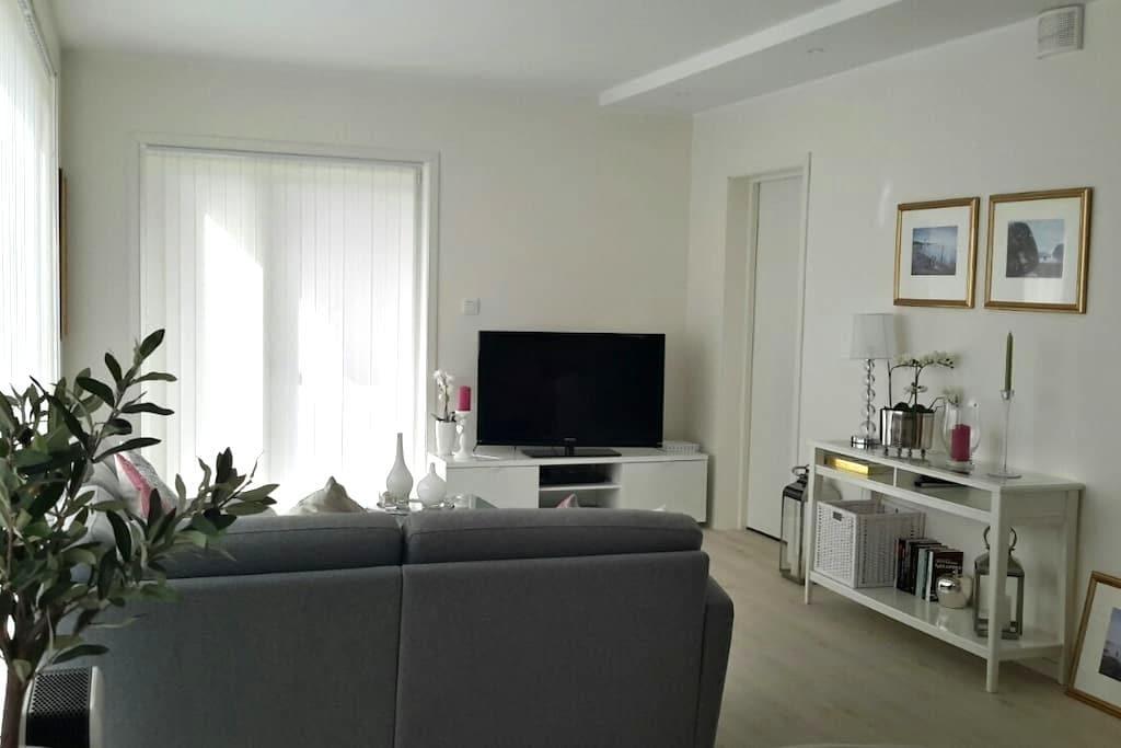 Brand new apartment 15min from Bergen City - Fjell - Condominium