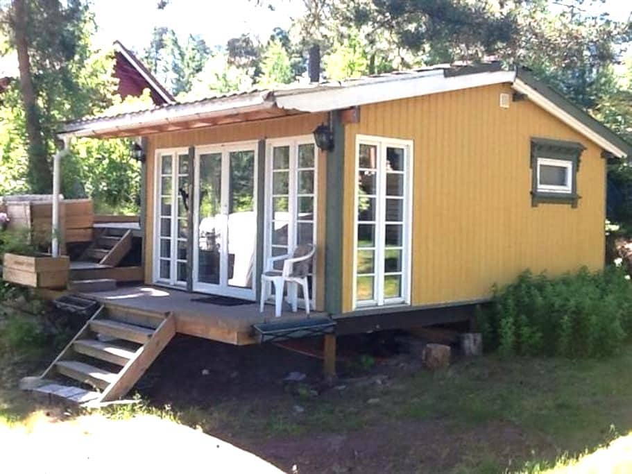 Cabin with a view - Nesodden - Huis
