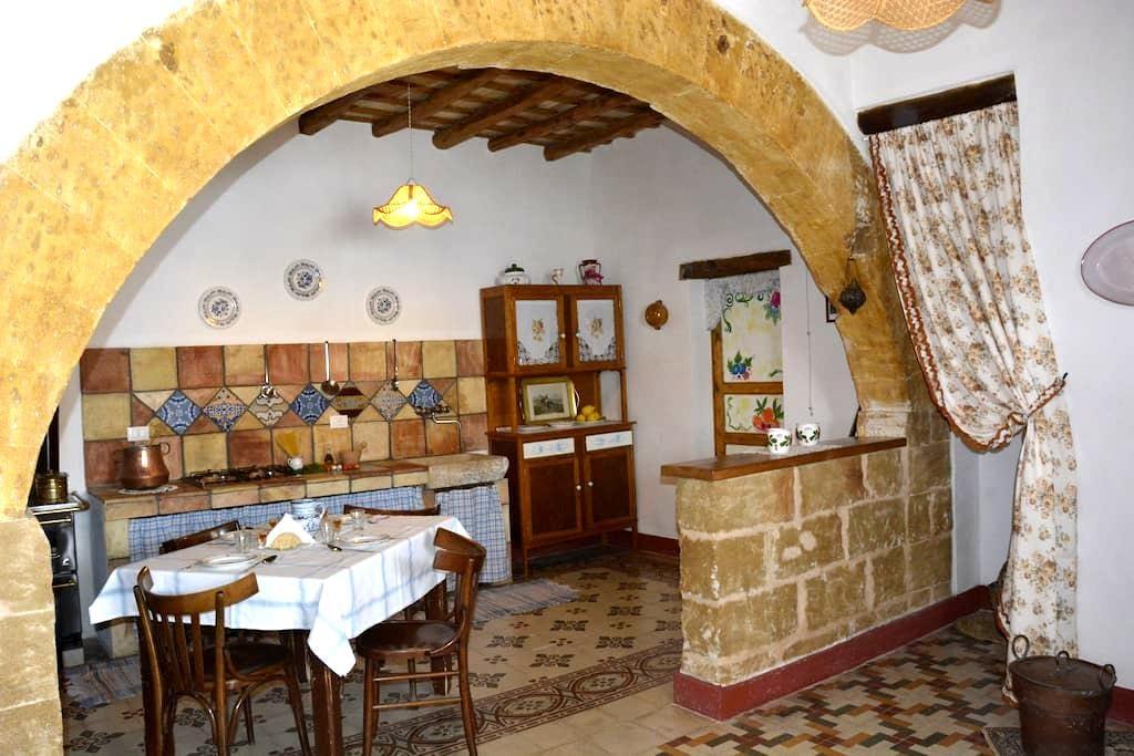 B&B baglio trinacria, Apollo room - Custonaci - Bed & Breakfast