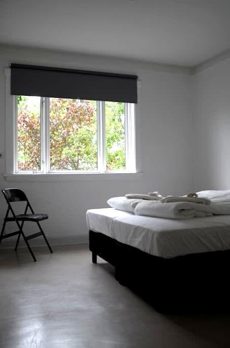 Spacious room, city centre 2 - Reykjavík - Apartment