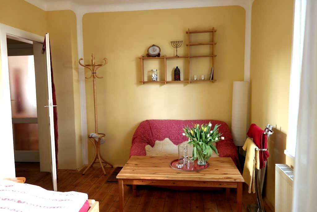Schönes Zimmer in Dresden-Bühlau - Dresden - Appartement