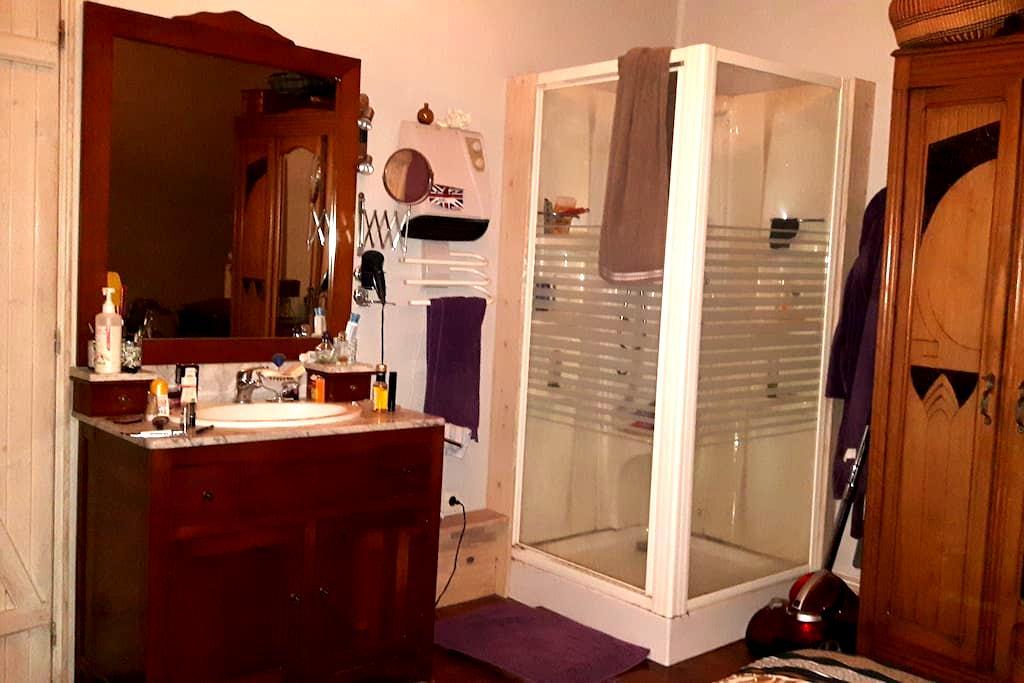 Chambre, proche du centre-ville - Firminy - Apartament