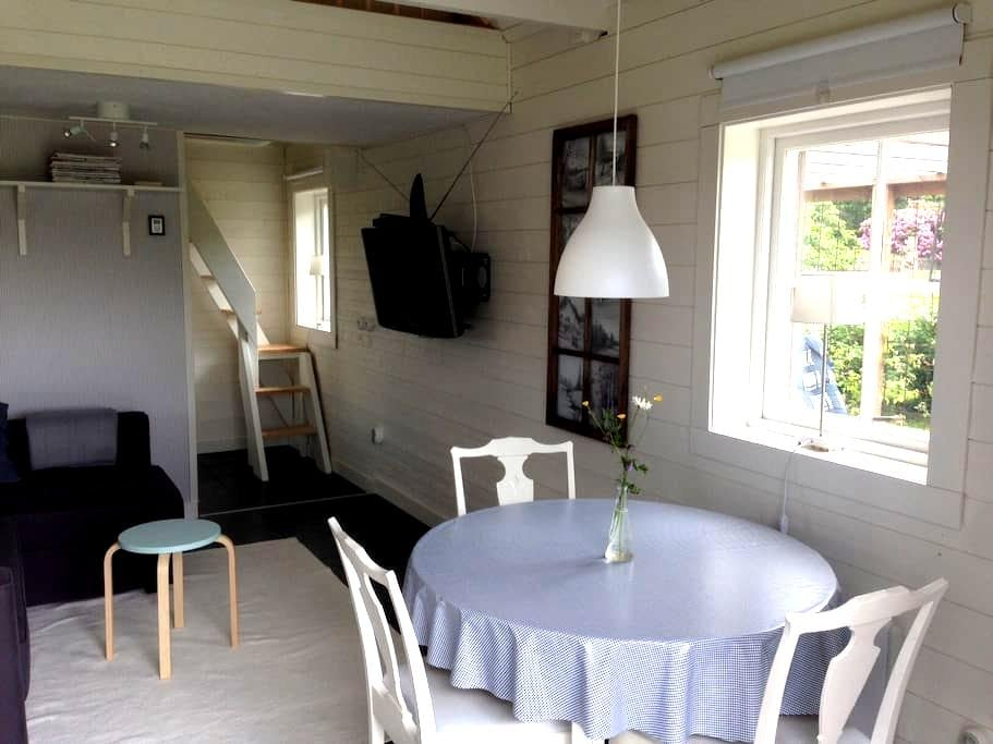 Cozy cabin in Kilsbergen, close to nature & Örebro - Garphyttan - Rumah Tamu
