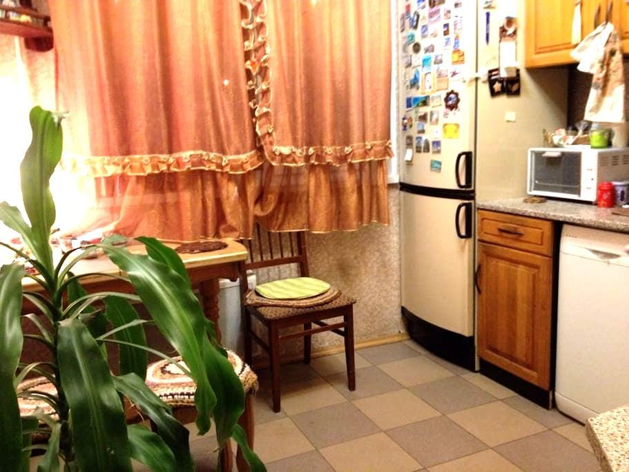 Room for two with kitchen and bathroom) - Moskau