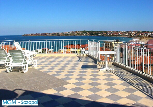 Guesthouse MGM Sozopol 1